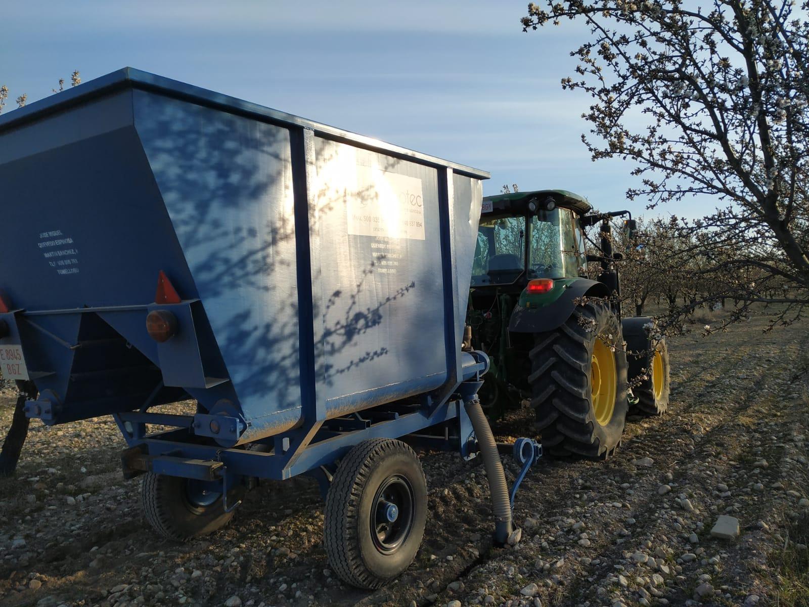 Servicios Agrícolas Prunotec Tomelloso