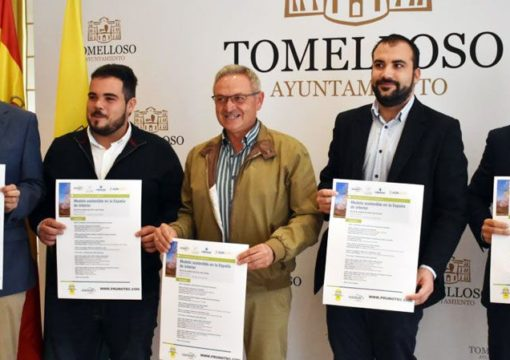 Presentación a medios I Forum Internacional del Almendro