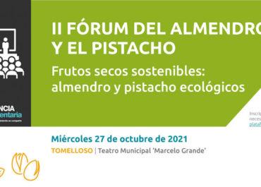 II Forum del Almendro y el Pistacho